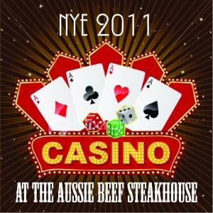 NYE Casino Royale 2011 Steakhouse Stanthorpe